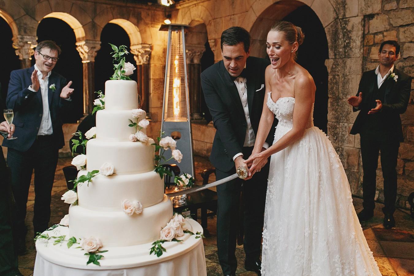 South France Wedding Dress